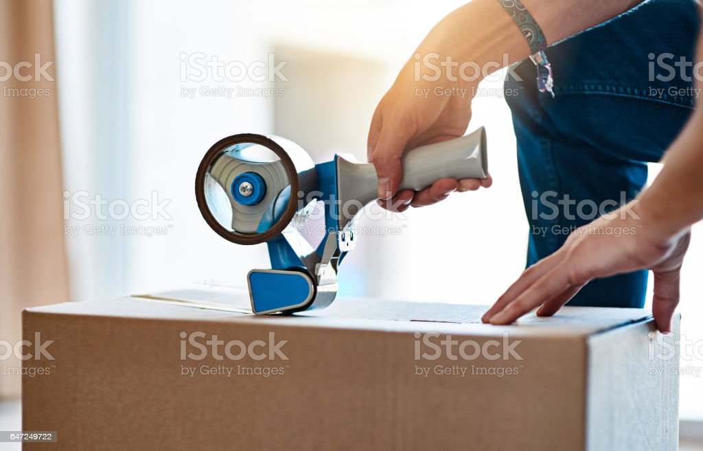 These are exciting times stock photo