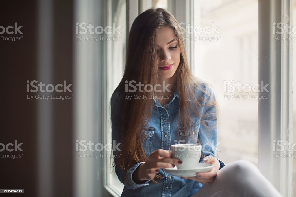 These are my moments stock photo