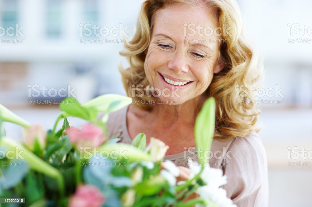 These look beautiful! royalty-free stock photo
