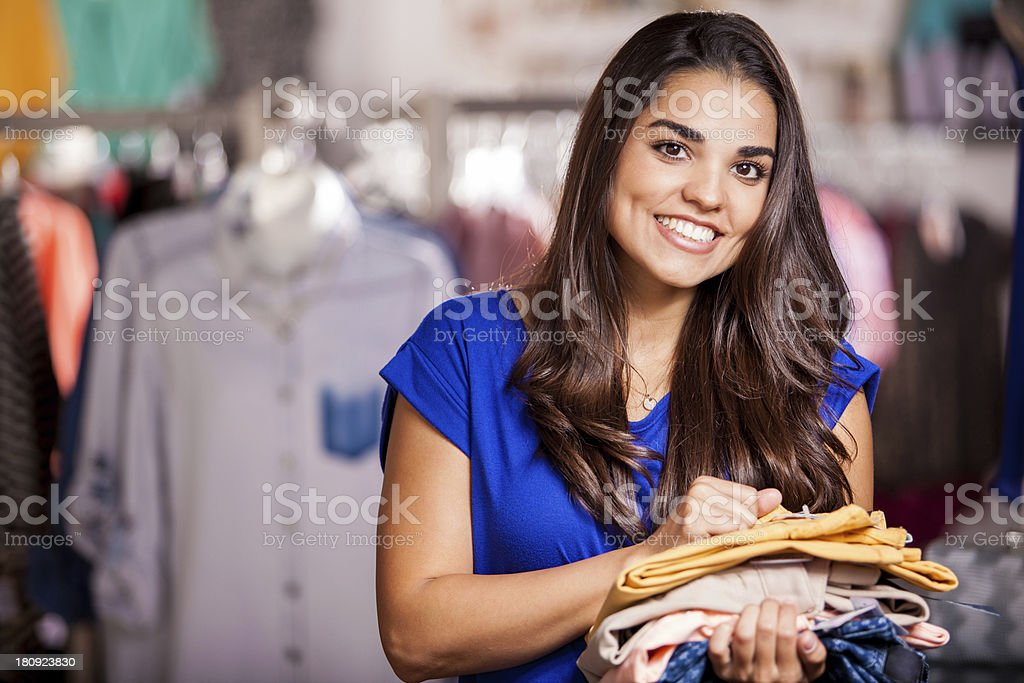 These prices are great! royalty-free stock photo
