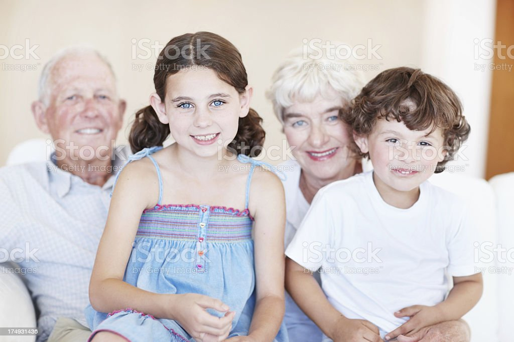 They grow up so fast royalty-free stock photo