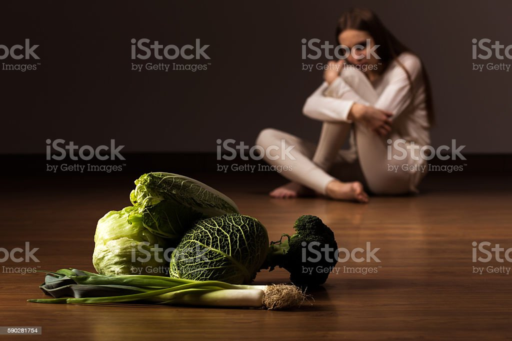They have so much calories...Can't eat them! stock photo