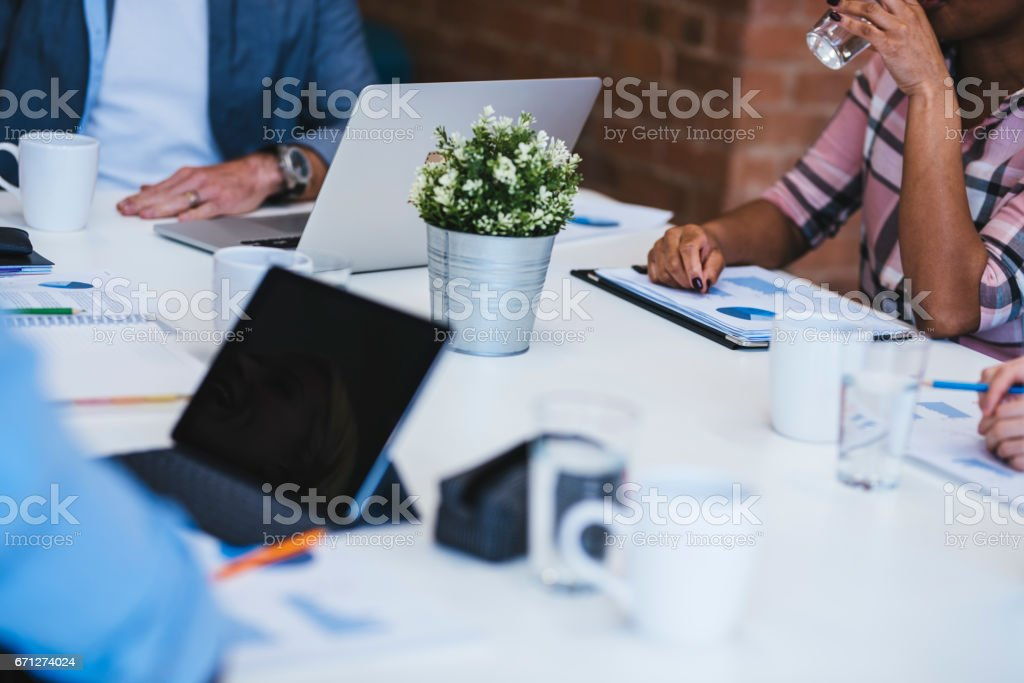 They love being creative stock photo