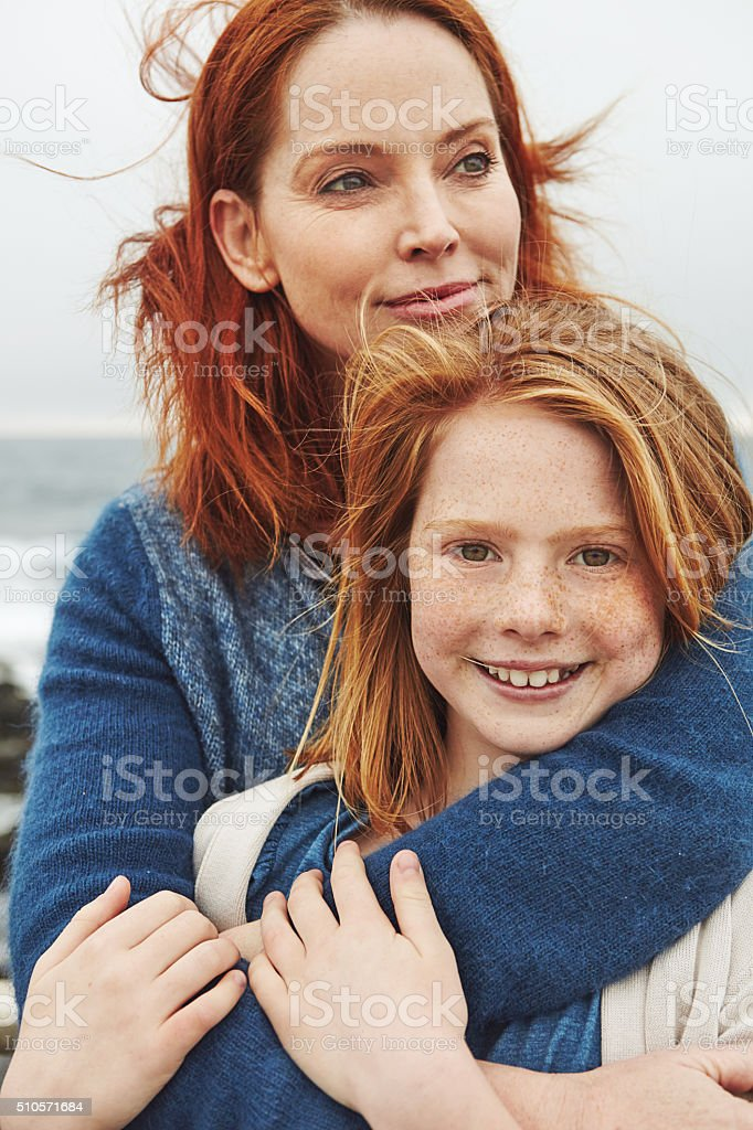 They share a special bond stock photo
