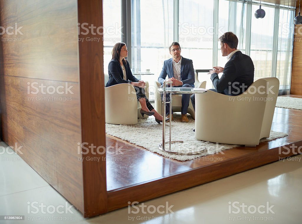 They work better together stock photo
