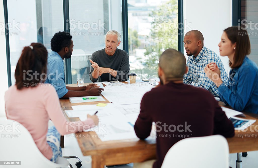 They'll turn your dreams into reality stock photo
