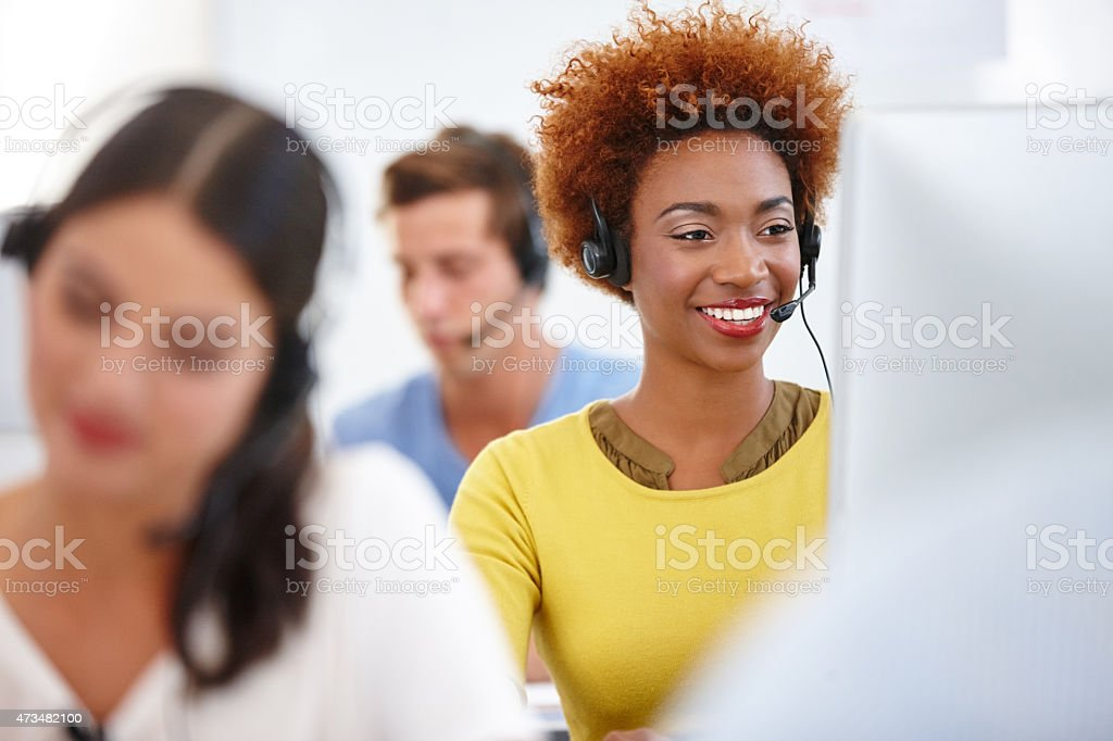They're always available stock photo