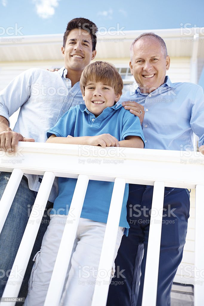 They're excellent examples for him! royalty-free stock photo