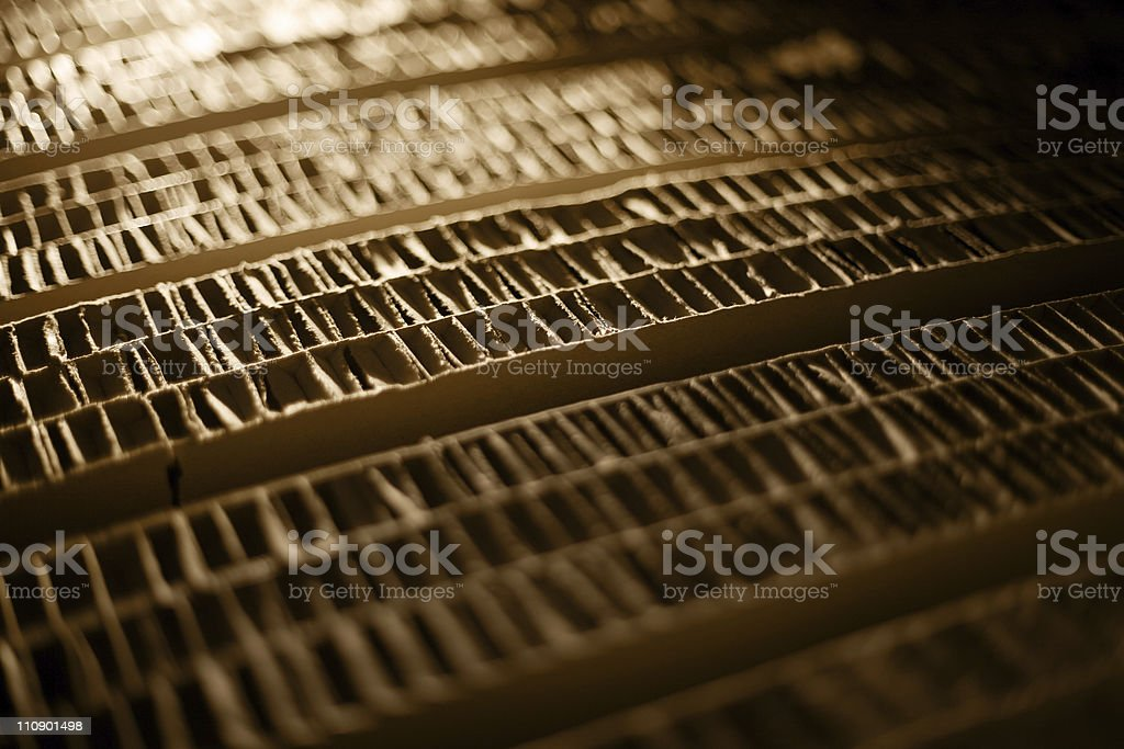 Thick carboard background royalty-free stock photo