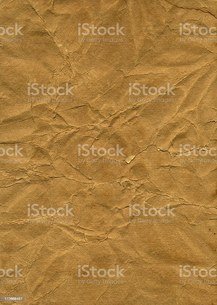 thick creased paper texture royalty-free stock photo