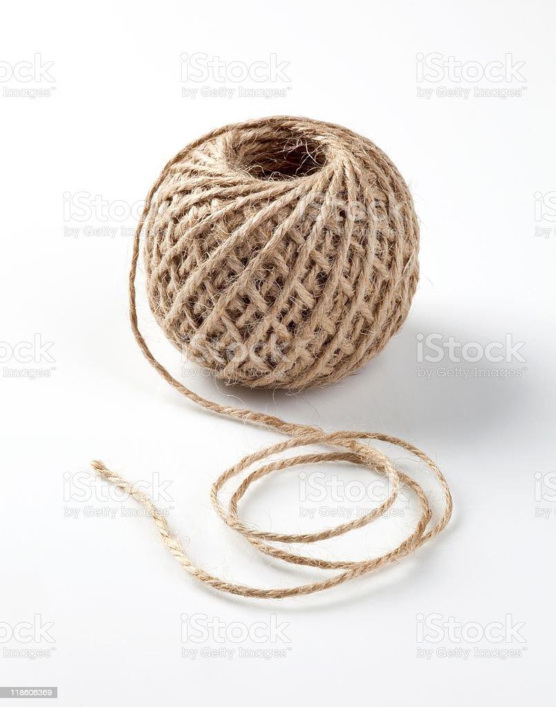 Толстые на завязках Стоковые фото Стоковая фотография