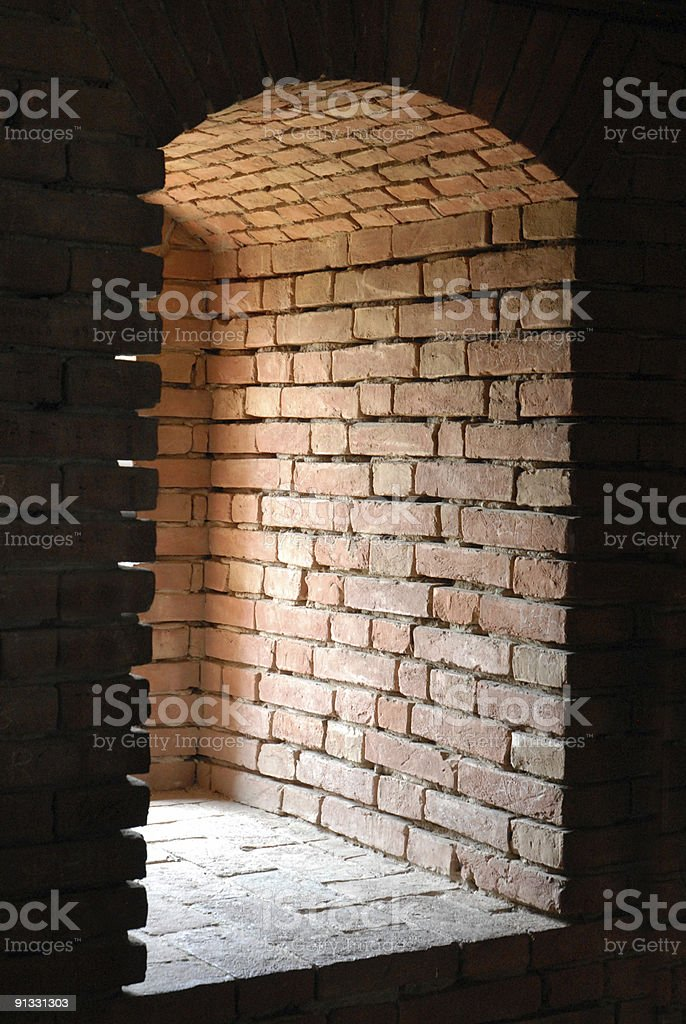 Thick Walled Light stock photo