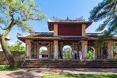 ThienMu Pagoda in Hue, VietNam