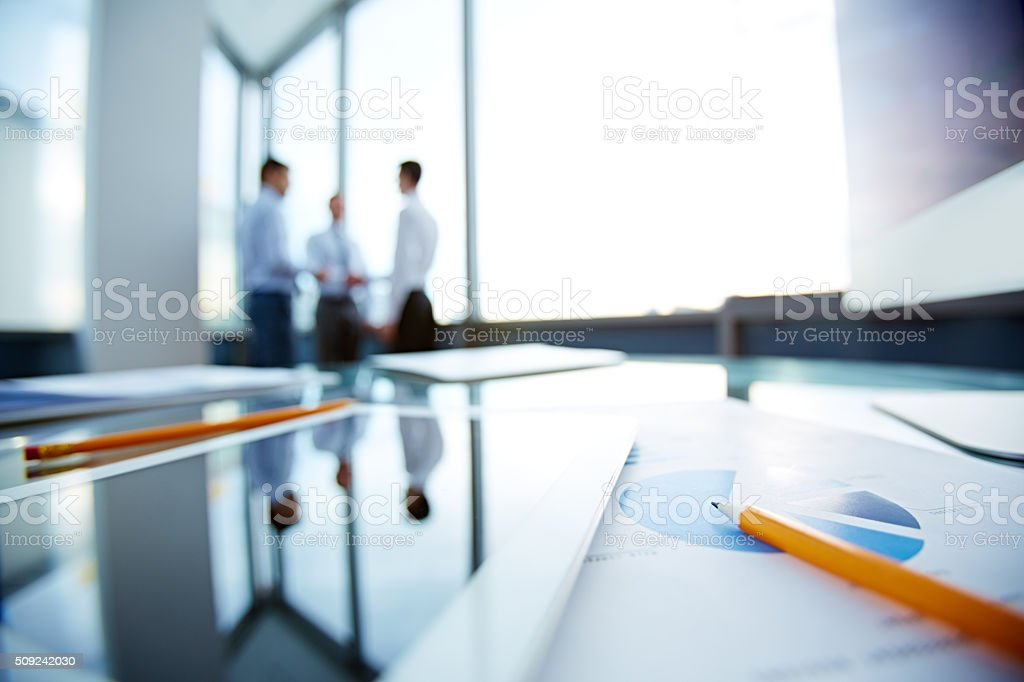 Things for business stock photo