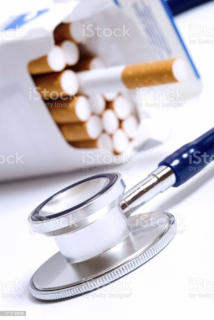 Think about health royalty-free stock photo