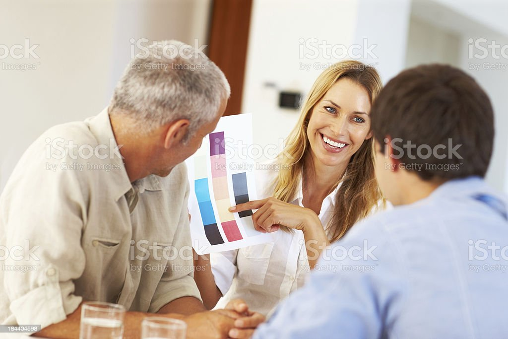 I think this color is nice royalty-free stock photo