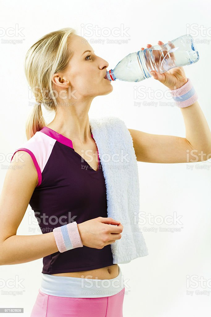 Thirst royalty-free stock photo