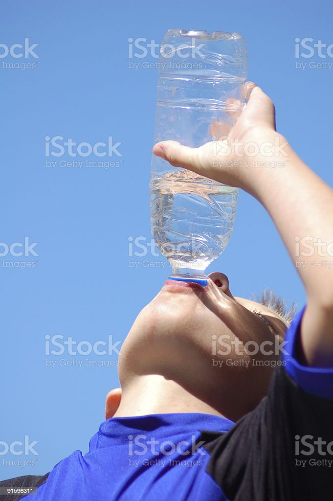 Thirsty royalty-free stock photo