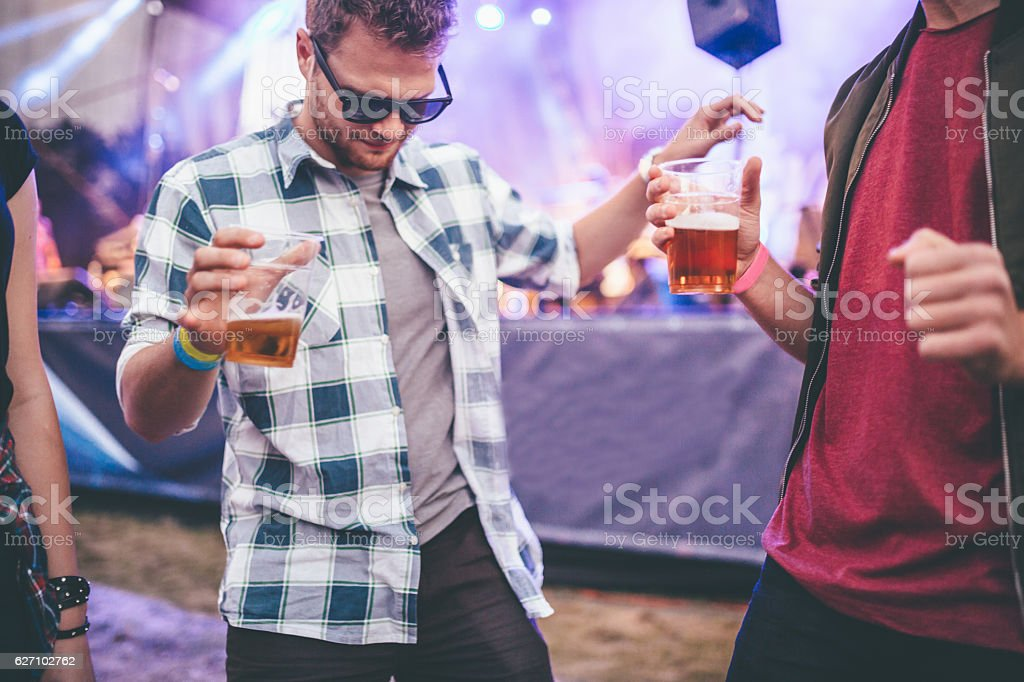 This band is beyond epic! stock photo