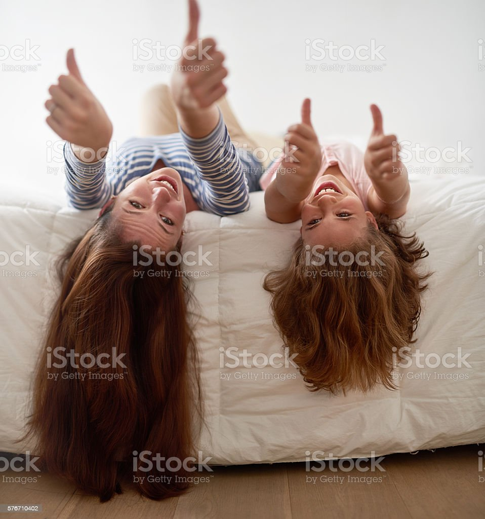 This day gets double likes! stock photo