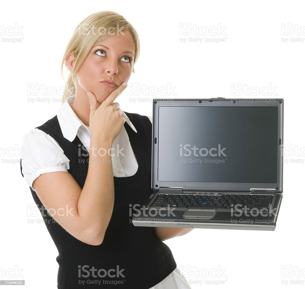This Is A Good Idea royalty-free stock photo