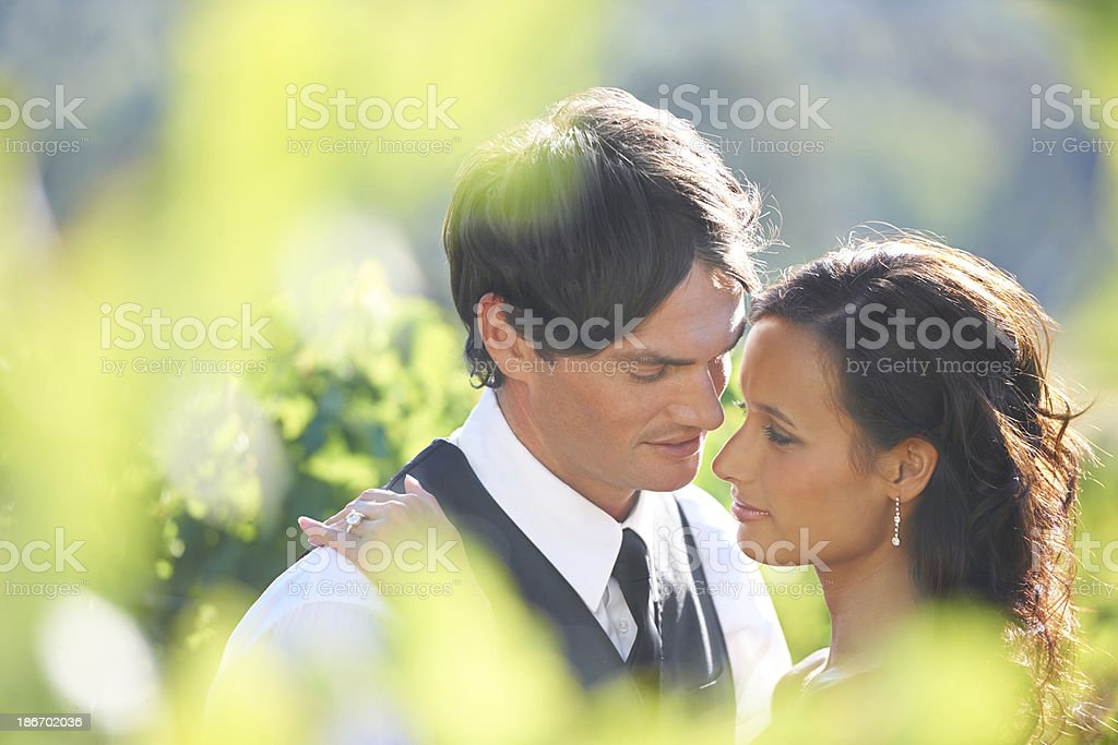 This is forever... royalty-free stock photo