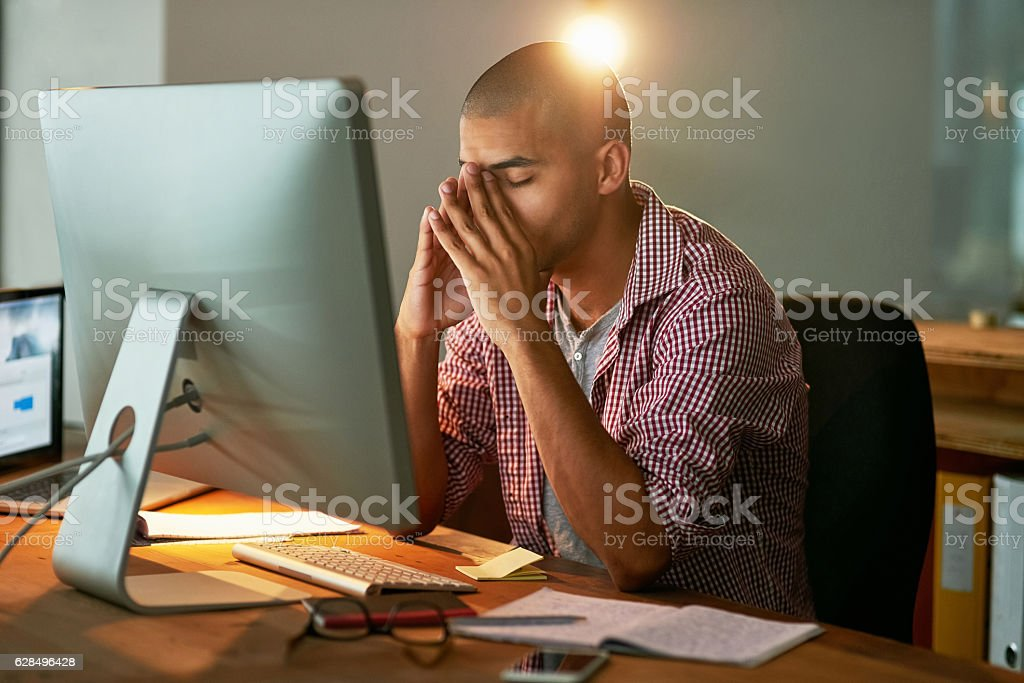 This is getting too complicated for me... stock photo