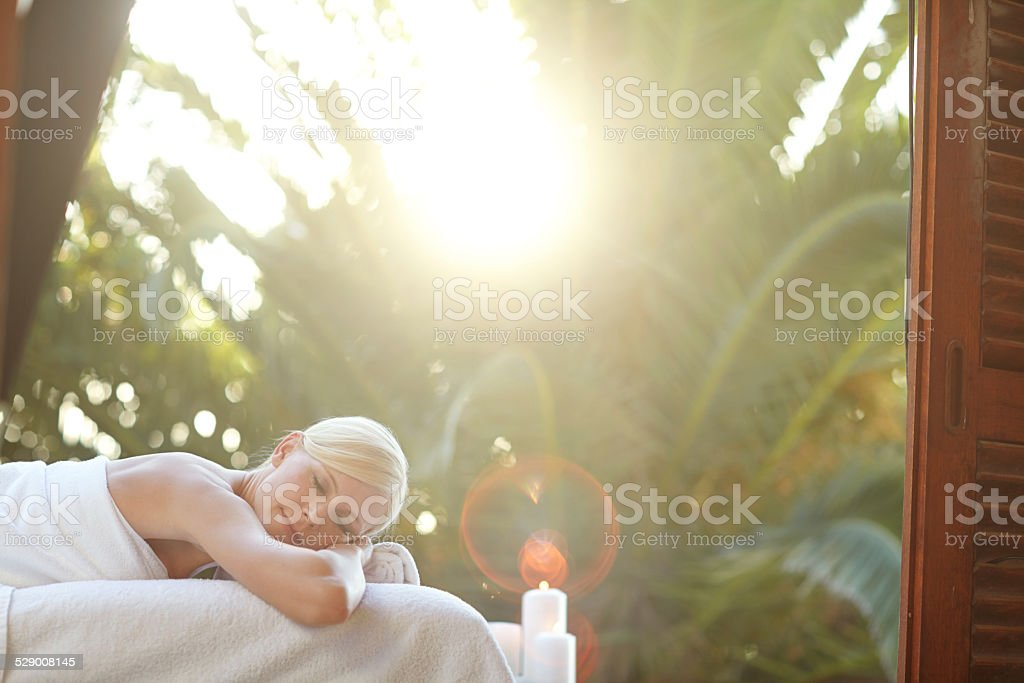 This is heavenly... stock photo