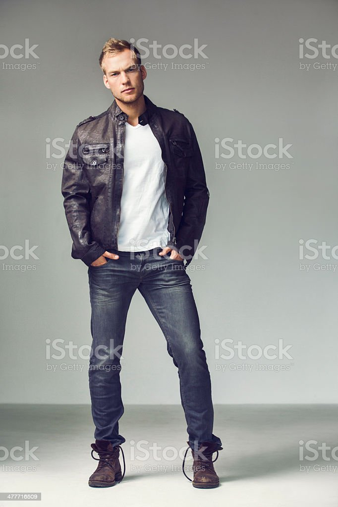This is how I roll! stock photo