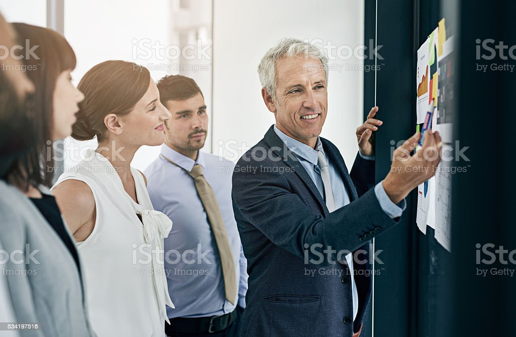 This is how we will maximise our growth stock photo