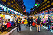 This is Keelung night market