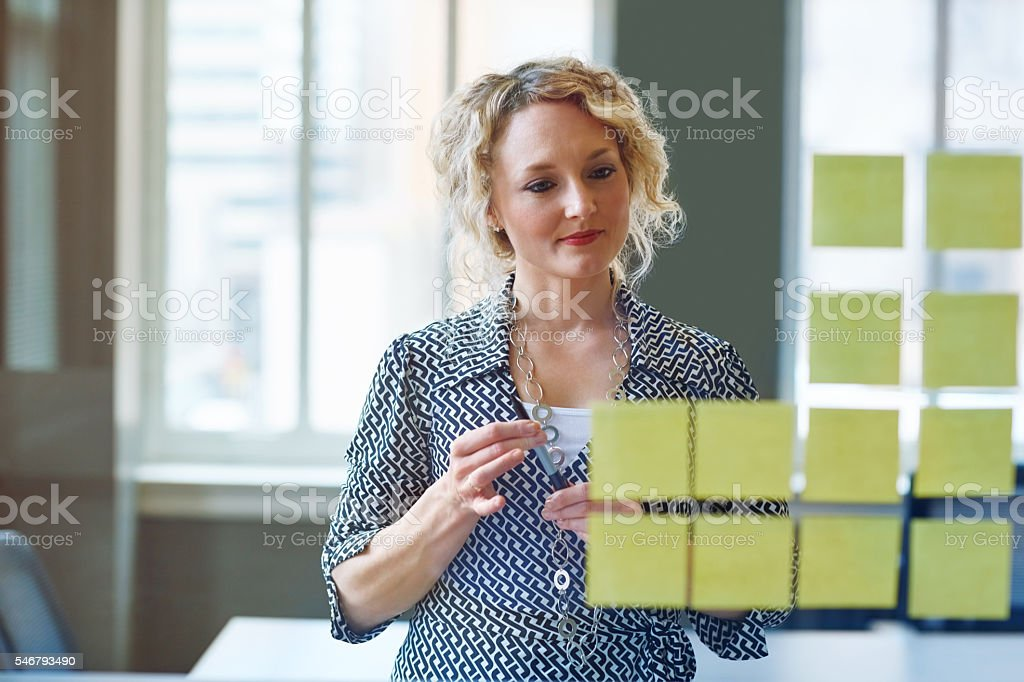 This is looking good! stock photo