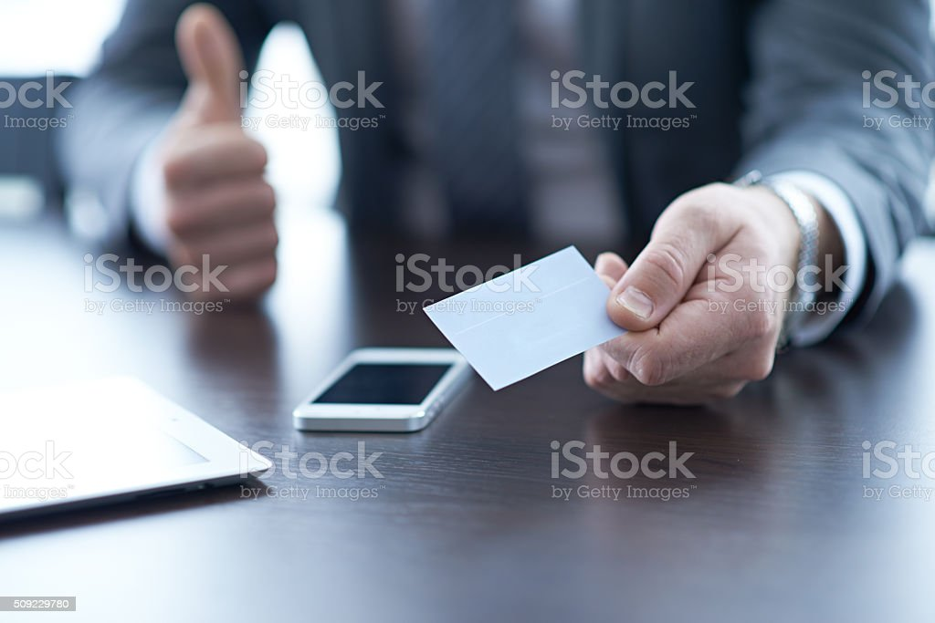 This is my card stock photo