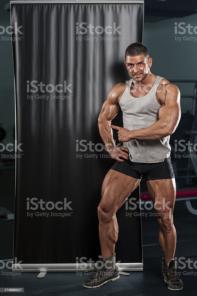 This is my choice royalty-free stock photo
