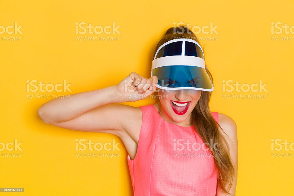 This Is My Favorite Cap stock photo