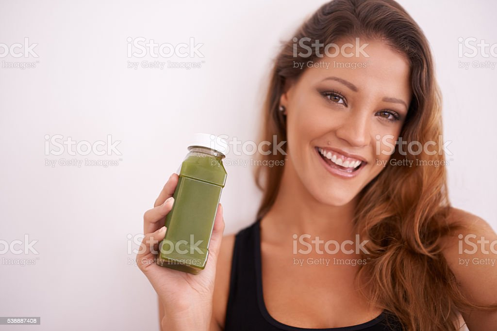 This is my favourite smoothie stock photo