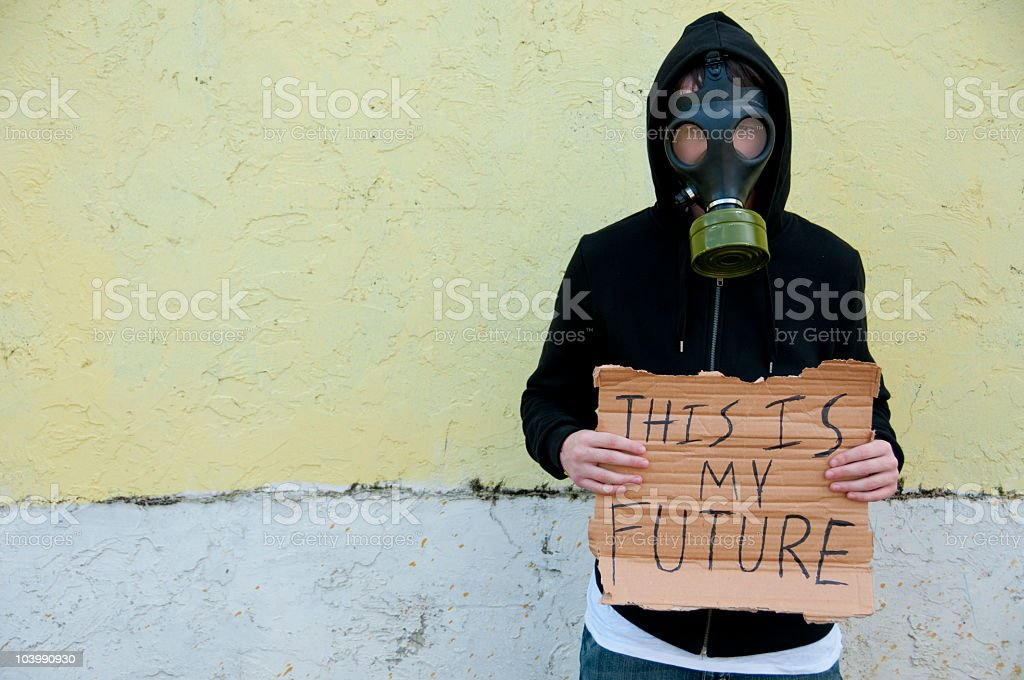 This Is My Future royalty-free stock photo