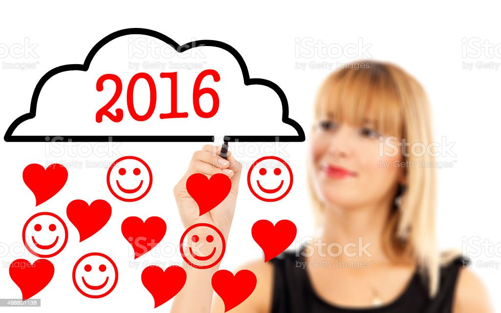 this is my year stock photo