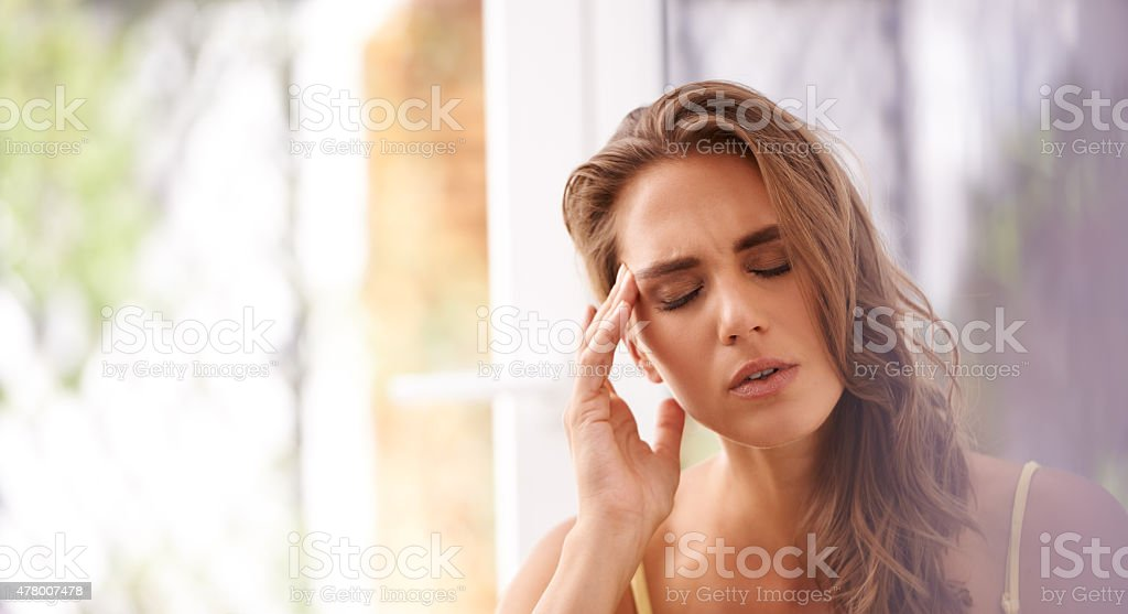 This is not my day stock photo