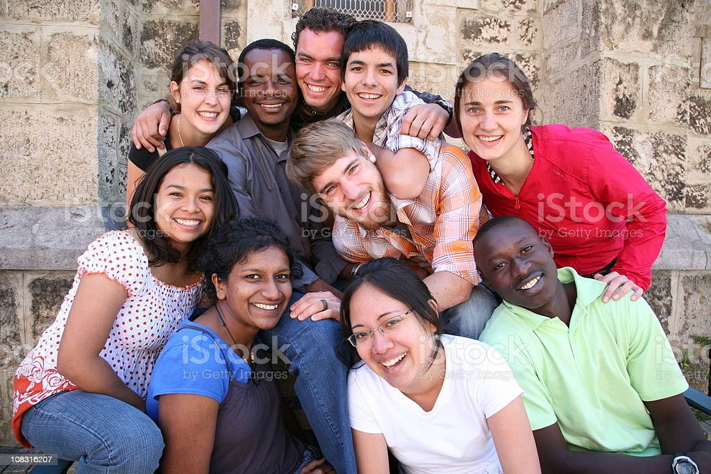 This Is Our Generation royalty-free stock photo