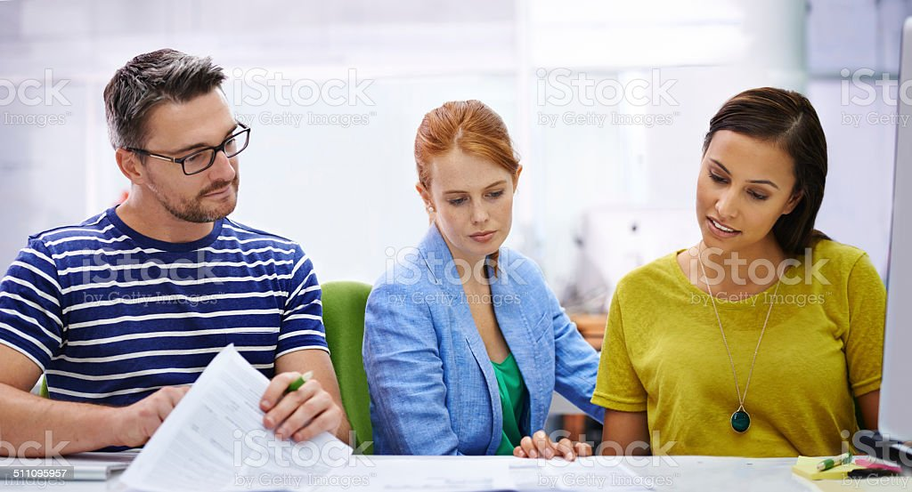 This is puzzling stock photo