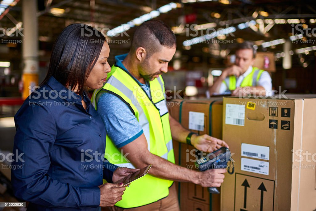 This is the box we were looking for stock photo
