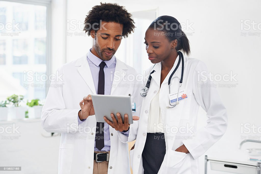 This is the correct diagnosis stock photo
