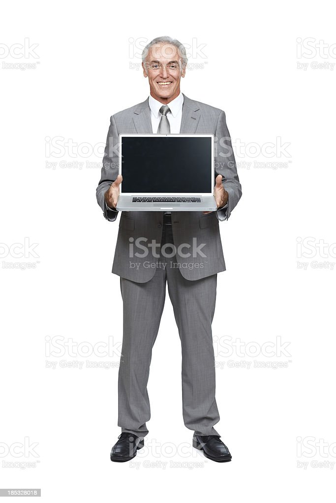This is the future royalty-free stock photo