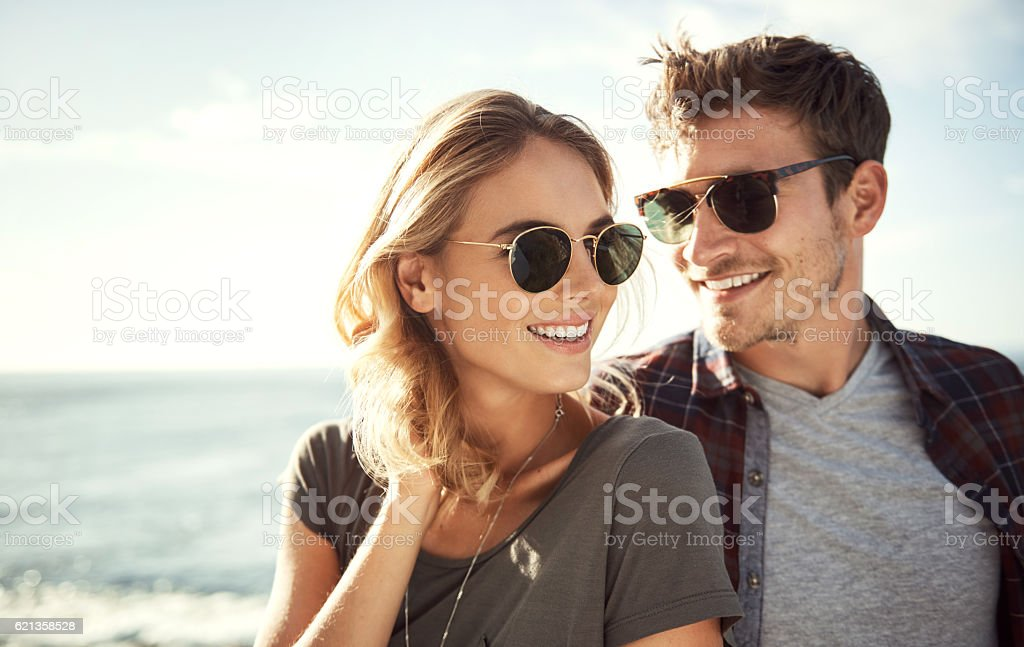 This is the perfect place stock photo