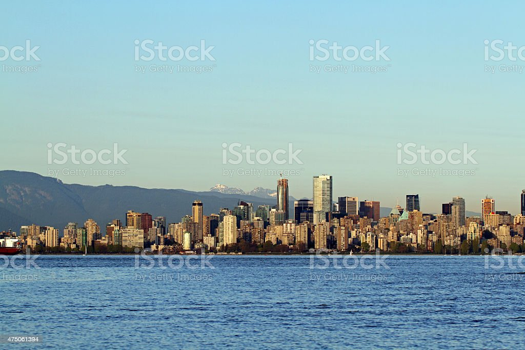 This is Vancouver stock photo