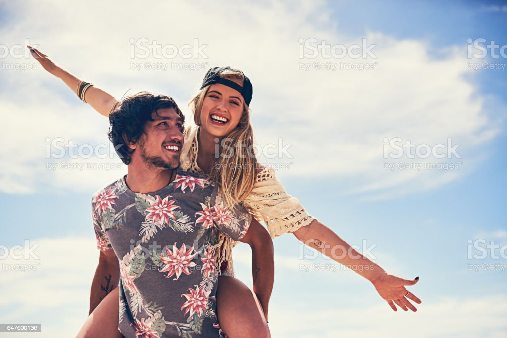 This is what it means to be free stock photo