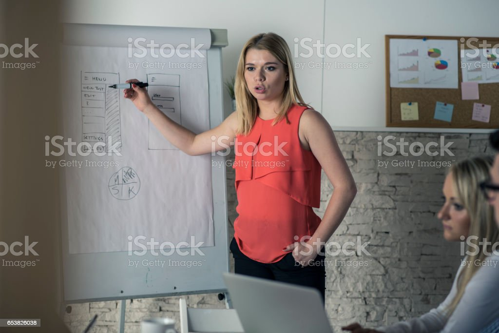 This is what we're gonna do stock photo