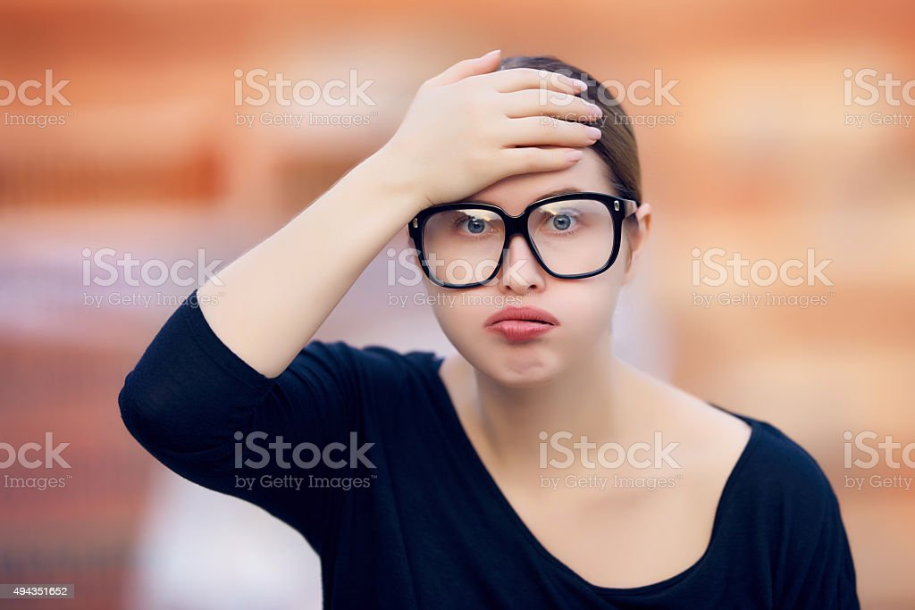 this isn't a good thing stock photo
