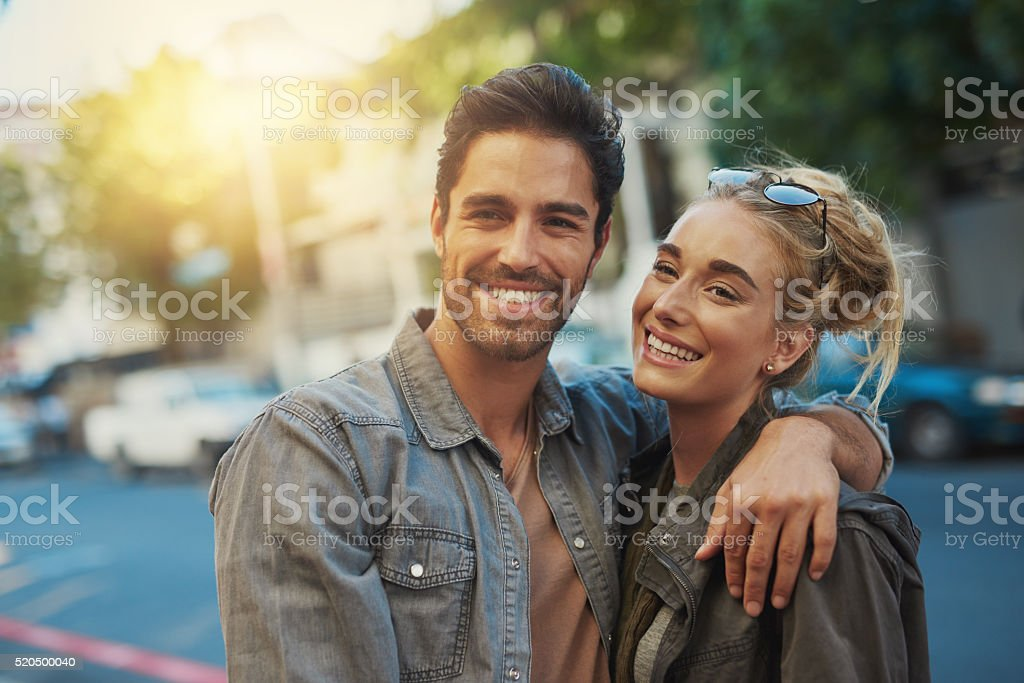 This love is forever stock photo